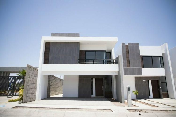Casa en venta culiacan zona norte privada