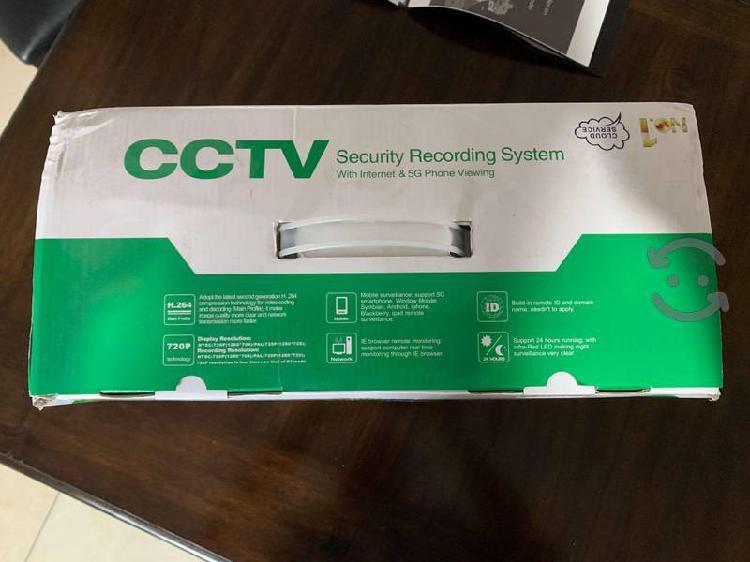 Cctv circuito cerrado 8cam