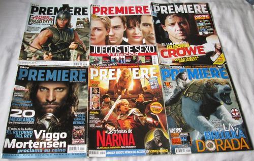 Cine premiere. revistas de colección
