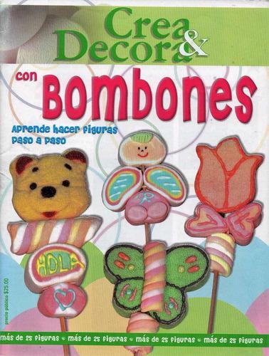 Crea & decora con bombones - más de 25 figuras - wow