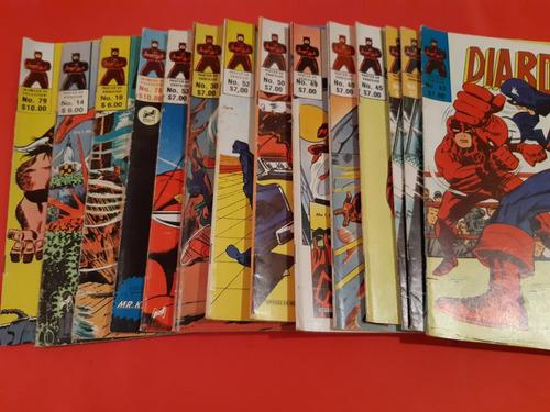 Diabolico comics novedades varios números disponibles