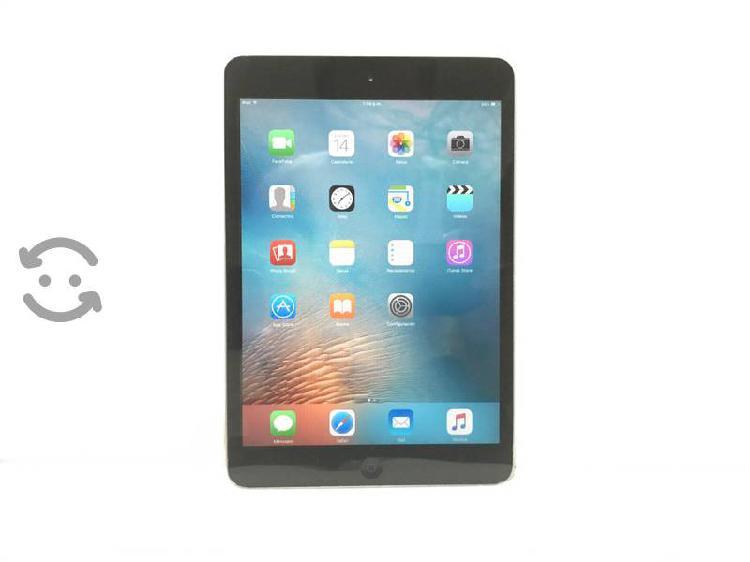 Ipad mini 16 gb gris mod oscuro a1432 usado