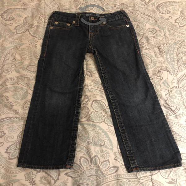 Jeans de niño true religion