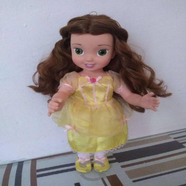Muñeca bella disney original