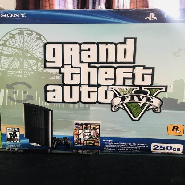 Playstation 3 de 250g