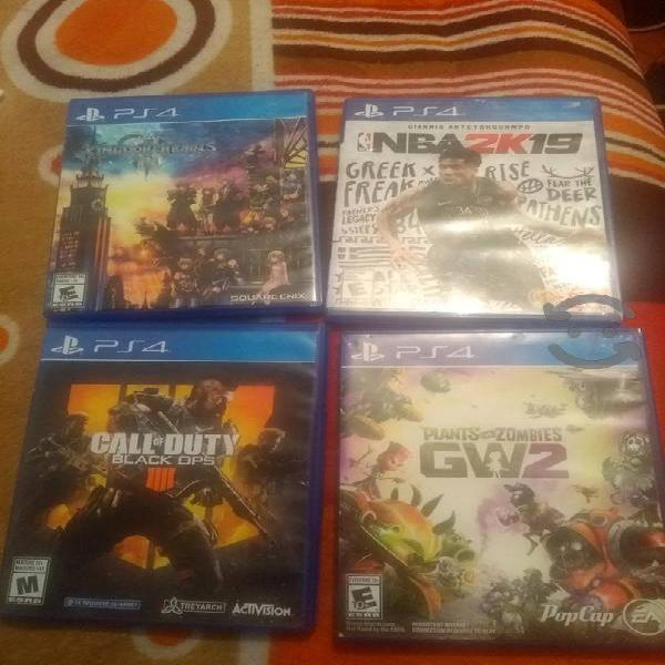 Playstation 4 juegos ps4
