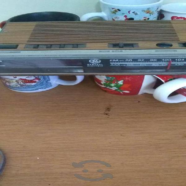 Radio reloj despertador digital