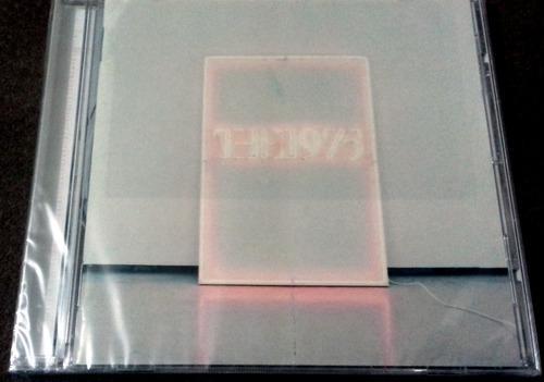 The 1975 - i like it when you sleep cd nuevo