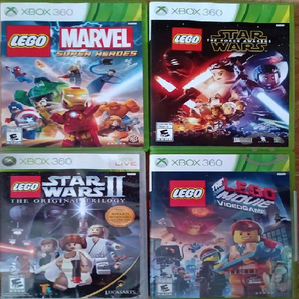 Videojuego fifa 2013 y 4 videojuegos lego original