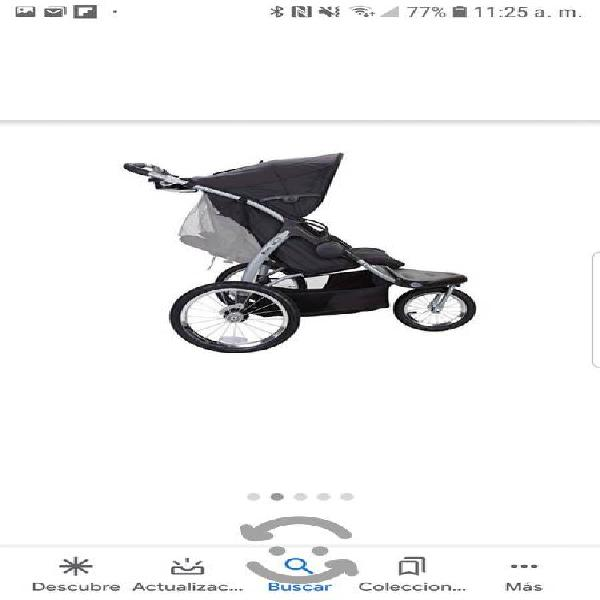 Baby trend doble expedition para correr