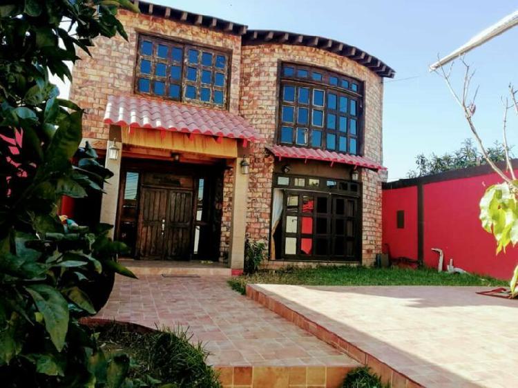 Casa de 4recamaras en rosarito a 5 minutos de tijuana solo