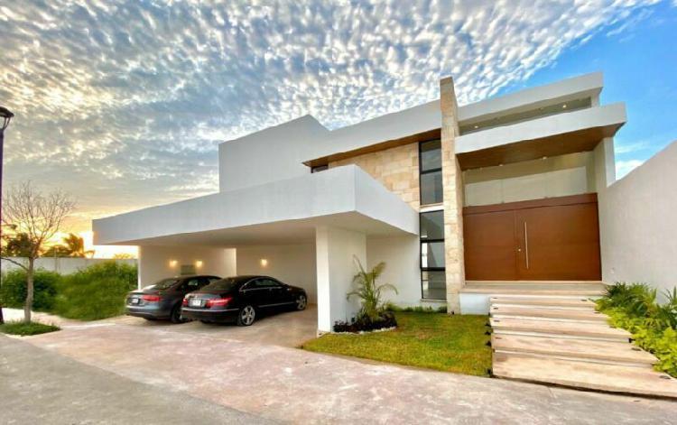 Casa en venta en solasta, temozón norte, mérida, yucatán