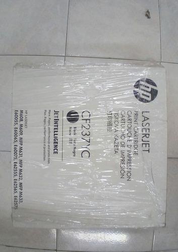 Cartucho de toner hp cf237yc original facturado
