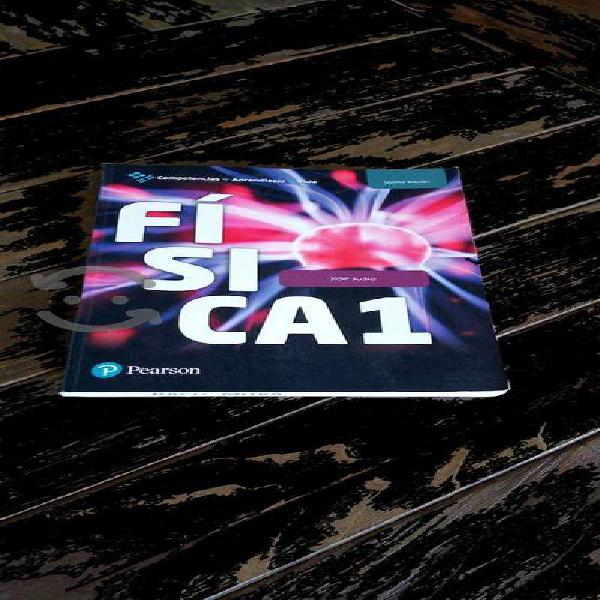 Física 1 pearson josip slisko quinta edición