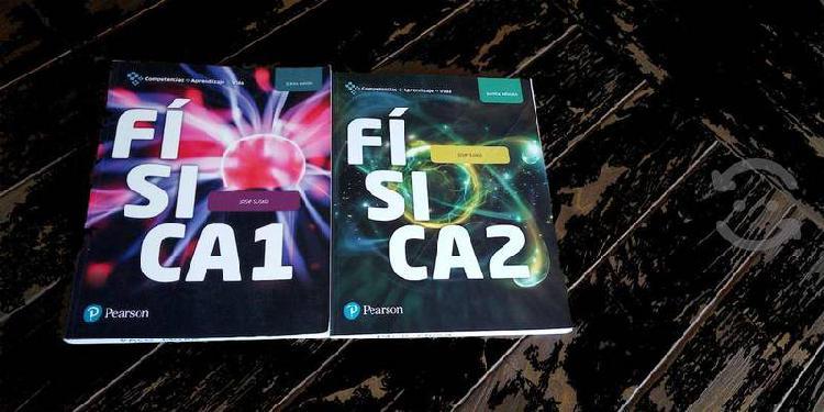 Física 1 y2 pearson josip slisko nuevos con nombre