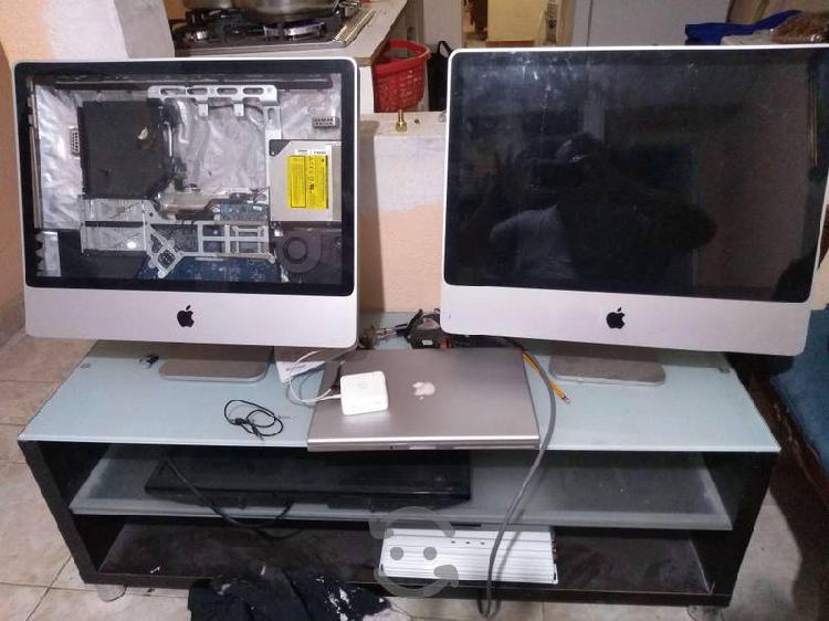 Imac 24 y MacBook pro para reparar