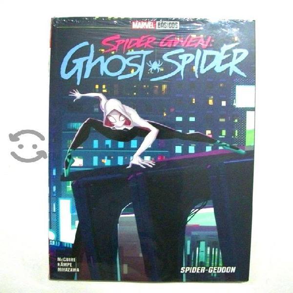 Marvel comics ghost spider gwen vol 1 spidergeddon