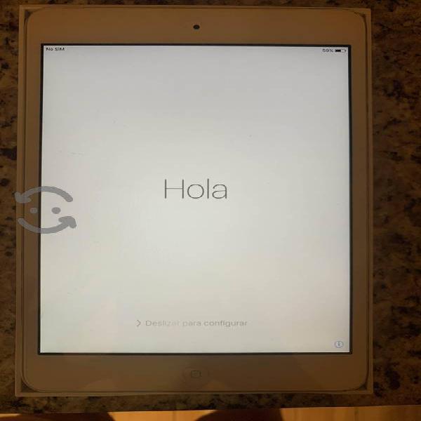 Mini ipad 1 16gb c/sim color plata