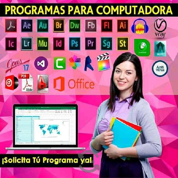 Programas 2020