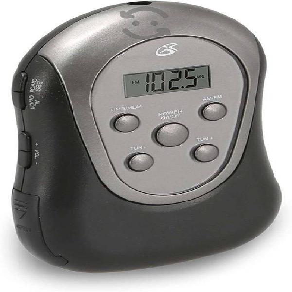 Radio amfm con audifonos banda para brazo r300s
