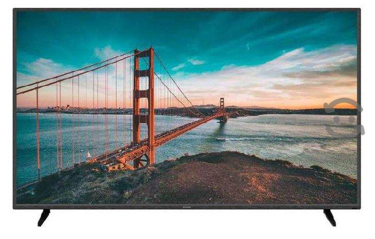 """Sharp pantalla 60"""" android tv 4k uhd"""