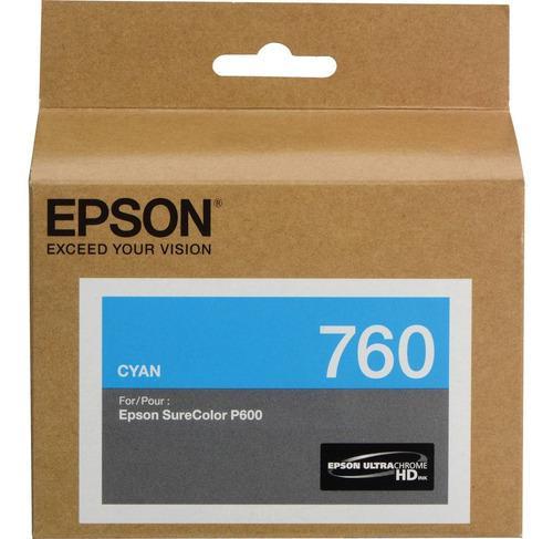 Tinta epson sc-p600 cyan