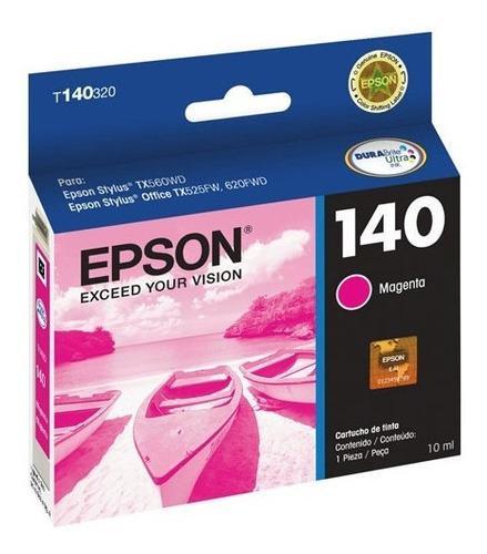 Tinta epson stylus 140 t140320-al color magenta