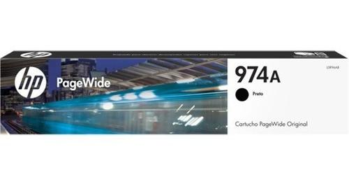 Tinta hp 974a pagewide negro