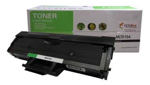 Toner cartucho compatible sam 104s ml-1660 65 75 mlt-d104s