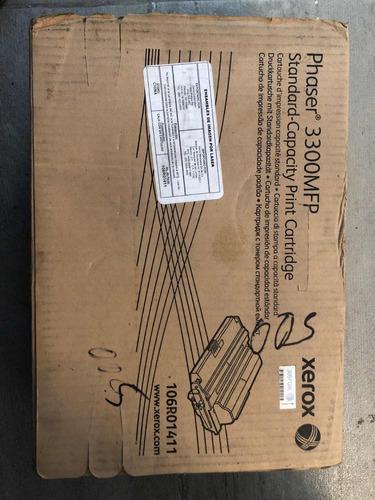 Toner xerox phaser 3300mfp 106r01411 original caja dañada