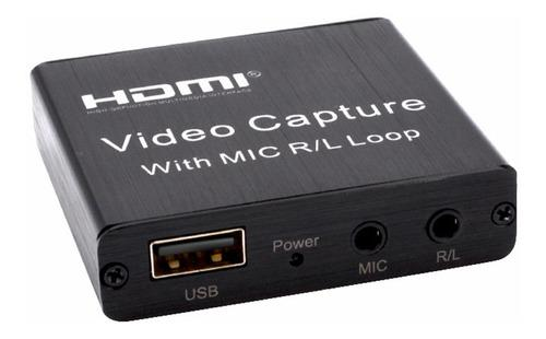 Video audio capture card usb 2.0 hd 1080p 4k video converter