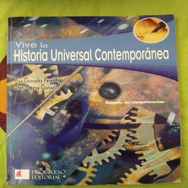 Vive la historia universal contemporanea