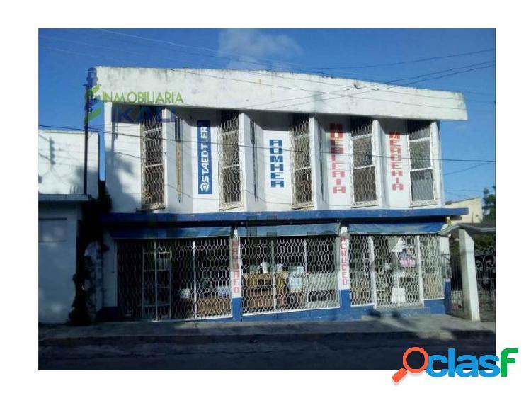 Renta local comercial 660 m² col. el mirador cerro azul ver., el mirador