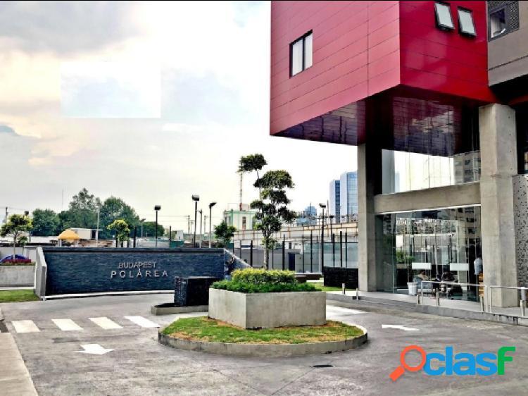 Se renta Depto. en Polarea,Nuevo Polanco,Granada,Miguel Hidalgo,CDMX