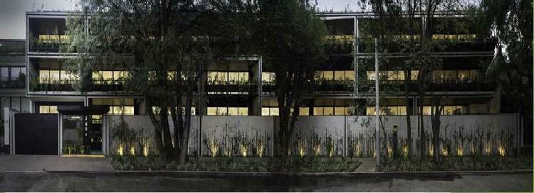 Polanco, calle plinio departamento nuevo terraza en venta