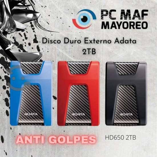 Disco duro externo anti golpes 2tb hd650