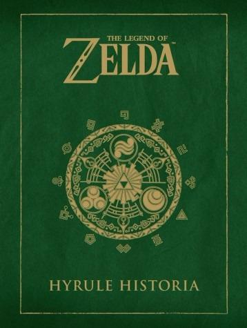 En español the legend of zelda - hyrule historia pasta dura