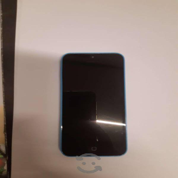 Iphone 5c usado color azul de 16gb muy buen estado
