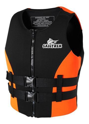 Neopreno pesca chaleco salvavidas deportes acuáticos kayak