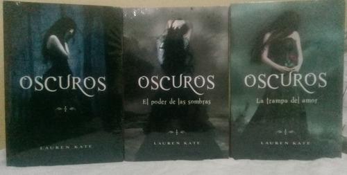 Saga oscuros 6 libros