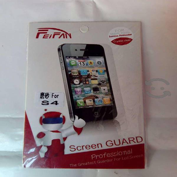 Screen guard profesional samsung s4