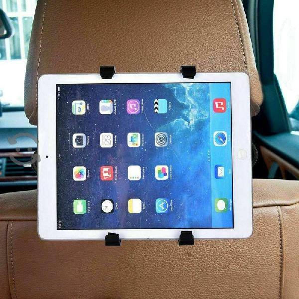 Soporte de cabecera de auto para tablet de 8 a 10.