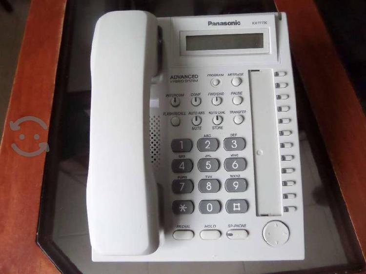 Teléfono ejecutivo análogo kx-t7730