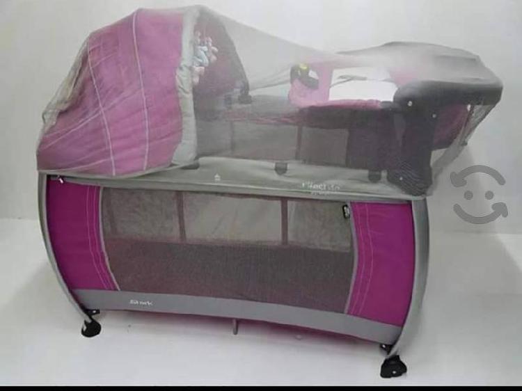 Lifestyle carreola silla de coche y corral
