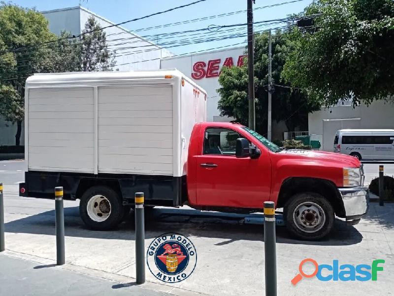 CHEVROLET 3500 CAJA SECA 2011 8