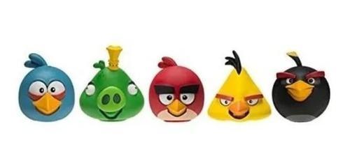 Angry birds game pack set de 5 figuras