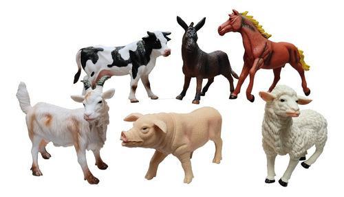 Animales de granja juguetes