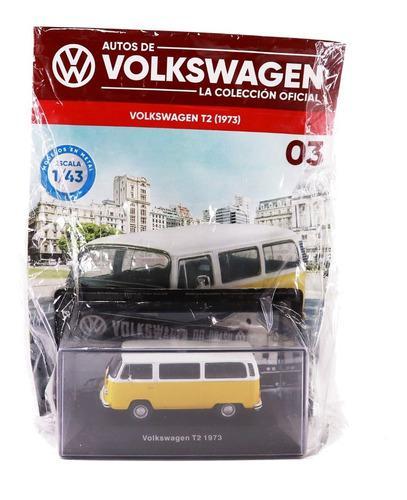 Autos escala coleccion oficial de volkswagen vw miniatura