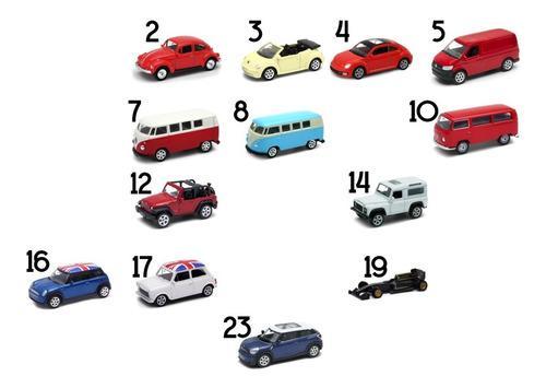 Carros escala 1/64 modelos miniatura colecciones