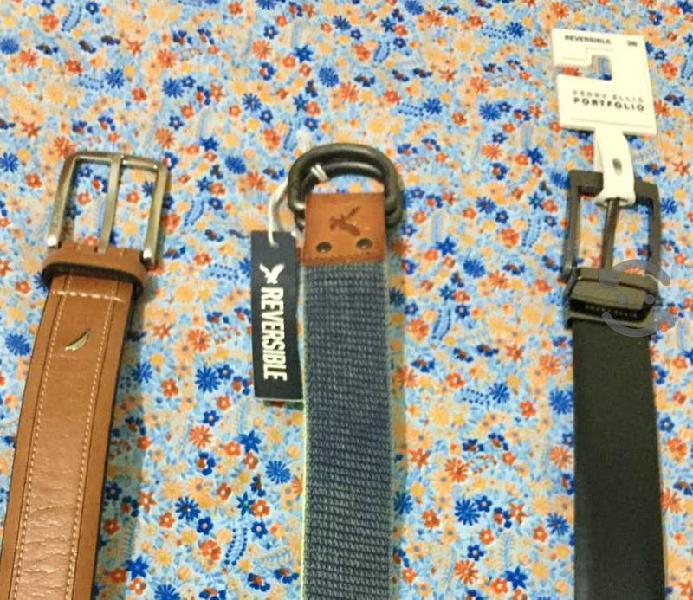 De moda cinturones nuevos